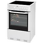 more details on Beko BSC630W Electric Cooker - White.