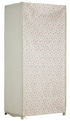 Buy Home Single Covered Clothes Rail Chintz At Argos Co