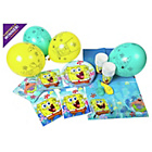 more details on Spongebob Square Pants Party Pack for 16 Guests.