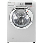 more details on Hoover DXCC48W3 8KG 1400 Spin Washing Machine- White/Exp Del