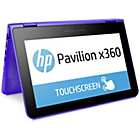 more details on HP Pavilion x360 Celeron 11.6in 4GB 500GB Touch Convertible.