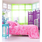more details on Accessorize Kimono Butterfly Duvet Cover Set - Double.