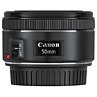 more details on Canon EF 50mm f/1.8 STM DSLR Lens.