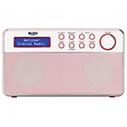 more details on Bush Stereo DAB Radio - Red.