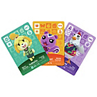 more details on Animal Crossing Series Amiibo Cards.