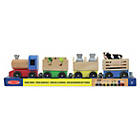 more details on Melissa and Doug Farm Train.
