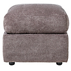 more details on HOME Barney Footstool - Taupe.