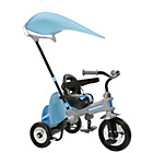 more details on Italtrike Tricycle with Canopy Aqua.