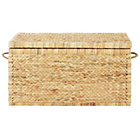 more details on HOME Water Hyacinth Chest - Natural.