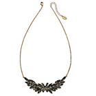 more details on Fiorelli Leaf Cluster Necklace.