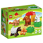 more details on LEGO® DUPLO® Farm Animals -10522.