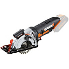 Worx 85mm Mini Circular Saw - 20V
