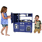 more details on Teamson Kids Navy Play Kitchen.