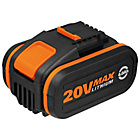 more details on Worx 20V 4.0Ah Lithium Battery.