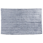 more details on Heart of House Ribbed Bath Mat - Grey.