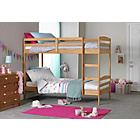 more details on Josie Single Bunk Bed Shorty Bibby Mattress - Natural.