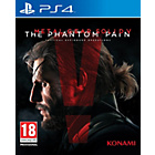 more details on Metal Gear Solid V: The Phantom Pain PS4 Game.
