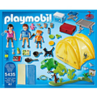 more details on Playmobil Family with Camping Tent.