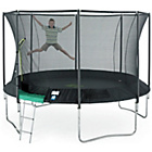 more details on TP Toys 12 ft Genius Round2 SurroundSafe Trampoline.