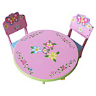more details on Liberty House Toys Butterfly Table and Chair Set