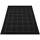more details on Verona Blocks Rug - 160x230cm - Anthracite.