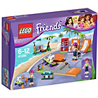 more details on LEGO® Friends Heartlake Skate Park - 41099.