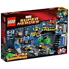more details on LEGO Super Heroes Hulk Lab Smash - 76018.