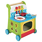 more details on Early Learning Centre Wooden Activity Kitchen Walker.