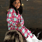 more details on Cherokee Girls' Check Flannel Pyjamas.