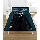 more details on Sherlock Duvet Cover Set - Double.