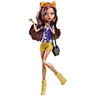 more details on Monster High Boo York Ghouls Clawdeen Doll.