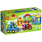 more details on LEGO® DUPLO® My First Police Set - 10532.