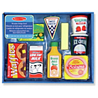 more details on Melissa and Doug Wooden Fridge Food.