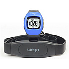 more details on We Go Enduro Heart Rate Monitor Watch with Chest Strap.