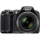 more details on Nikon Coolpix L340 20MP 28x Zoom Bridge Camera - Black.