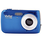 more details on Vivitar S126 16MP 4x Zoom Compact Digital Camera - Blue.
