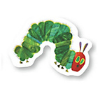 more details on The Very Hungry Caterpillar Shaped Cushion.