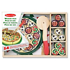 more details on Melissa and Doug Wooden Pizza.