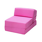 more details on Flip Out Chairbed - Pink.
