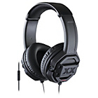 more details on JVC Xtreme Xplosives HA-MR60X Around-Ear Headphones - Black.