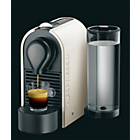 more details on Nespresso U Coffee Machine by Krups - Pure Cream.