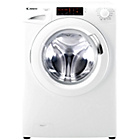 more details on Candy GV168T3W 8KG 1600 Spin Washing Machine- White.