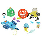 more details on Fisher-Price Octonauts Gup Fleet Mega Pack.
