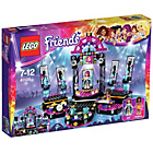 more details on LEGO Friends Pop Star Show Stage - 41105.