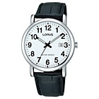 more details on Lorus Men's Arabic Strap Watch