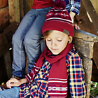 more details on Cherokee Boys' Hat and Scarf Set.