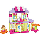 more details on Mega Bloks First Builders Cosy Cottage Playset.