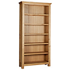more details on Westminster Large Bookcase - Oak.