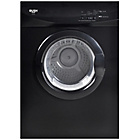 more details on Bush V6SDB Vented Tumble Dryer - Black/Exp Del.