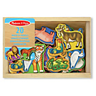 more details on Melissa and Doug Wooden Animal Magnets.